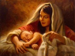 """""""Un niño nos ha nacido."""""""