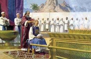 Moisés y Aarón