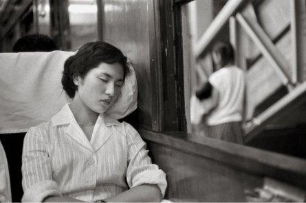 Marc Ribout, Japón 1958