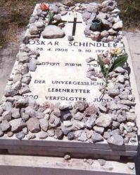 tumba Oskar Schindler2