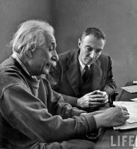 Einstein Oppenheimer