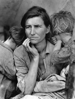 Madre Gran Depresión