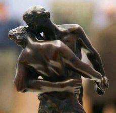 La Valse - Camille Claudel - Bronze, Musée Rodin Paris.
