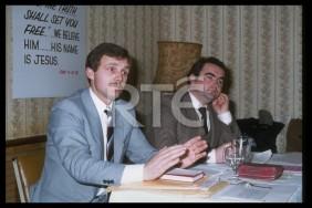 Martin Merriman and John May