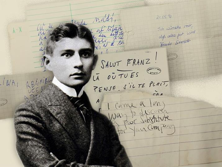 Franz Kafka, la búsqueda desesperada – Pensamiento y cultura